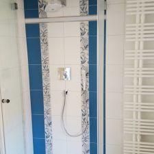 Schöne Dusche in Mittweida